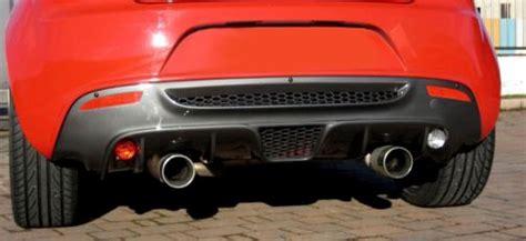 alfa romeo mito rear bumper alfa mito rear bumper spoiler alfa romeo shop tuning styling fanartikel und modellautos