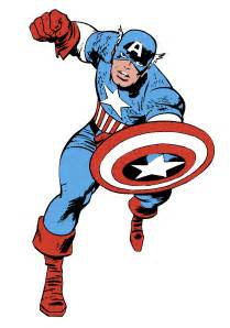 47 quot captain america comic giant wall decal