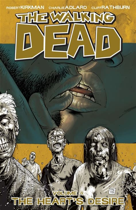 the walking dead volume the walking dead volume 4