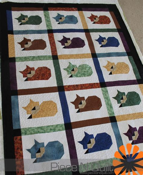 Cat Quilt N Quilt Cat Quilt With An Awesome Story