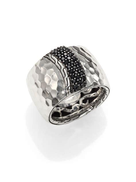 Black Sapphire 1 lyst hardy palu black sapphire sterling silver