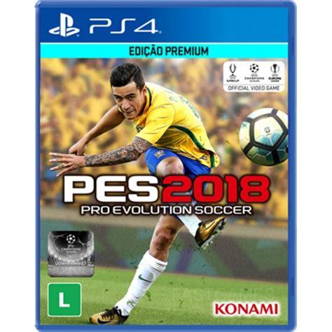 Ps4 Pro Evolution Soccer 2018 Pes 2018 comprar pro evolution soccer pes 2018 ps4 konami