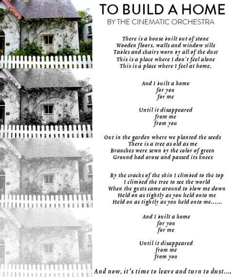 to build a home lyrics 28 images to build a home the