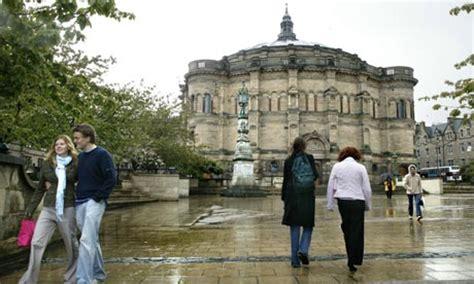Edinburgh Mba Fees by Edinburgh S Pro Scottish Application Bias