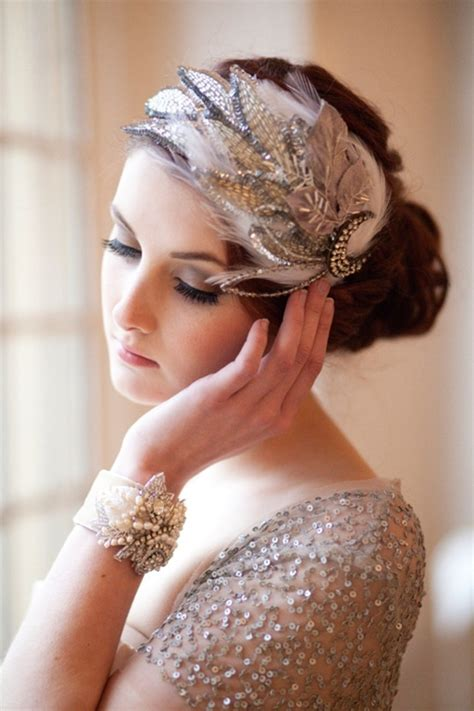 1920s wedding hairstyles 1920 s hairstyle trend for the romantic bride arabia
