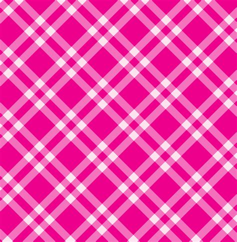Check Background Gingham Checks Pink Background Free Stock Photo