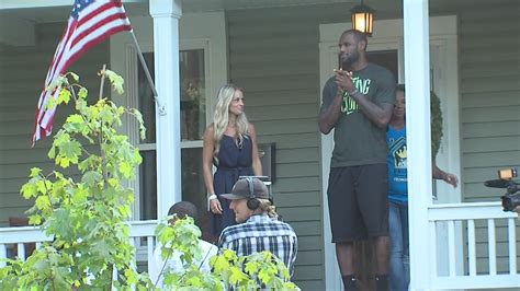 the newest akron homicides youtube 2016 lebron james family foundation turns over renovated home