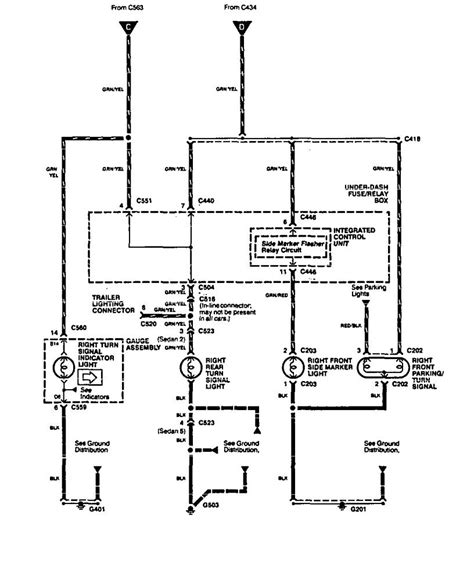 integra cluster wiring diagram 30 wiring diagram images