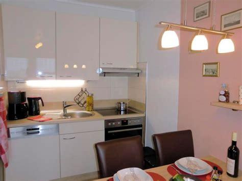 küchenzeile angebot ferienwohnung cuxhaven objektnummer 399137