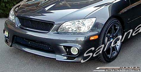 custom lexus is300 custom lexus is300 sedan front bumper 2000 2005 490