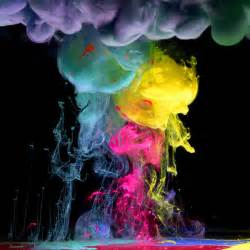 color explosion ink and water color explosion my modern met
