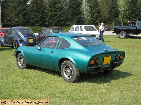 Opel Gt 1900 by Opel Gt 1900 Photos And Comments Www Picautos