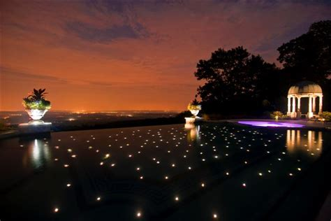 Pool Landscape Lighting Lights Fiber Optic Pools Led Landscape Lighting Design Nj