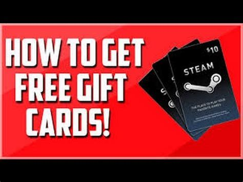Free Gift Cards No Survey - free steam gift cards no survey nothing youtube