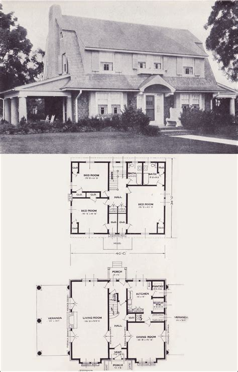 the jeffersons apartment floor plan the jefferson 1923 standard homes company house plans