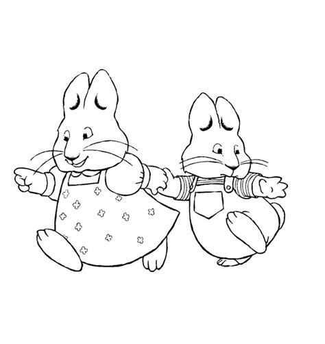 printable coloring pages max and ruby free printable max and ruby coloring pages for kids