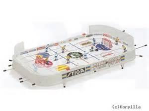 eishockey tisch stiga tisch eishockey spiel play tischeishockey