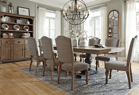 Vintage Casual The Inspiration Xo Ashley Furniture Homestore Dining Room