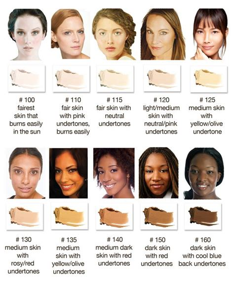 what are the best skin tones for women vapour organic beauty atmosphere soft focus foundation