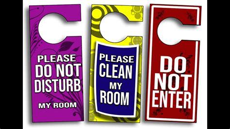 create door hanger photoshop cc youtube