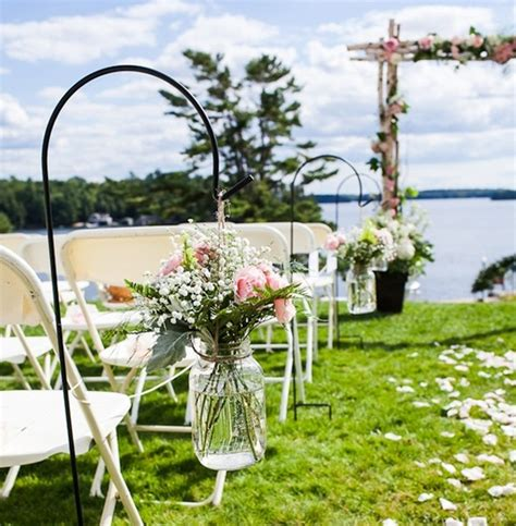 Garden Decorations Ideas Outdoor Wedding Ideas With Flower Garden