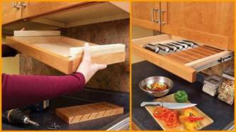 Diy Kitchen Shelving Ideas Easy Diy Kitchen Storage Ideas
