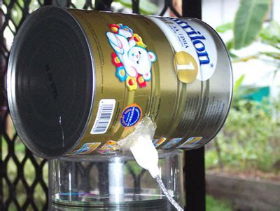 membuat antena tv wajan antena kaleng blasman tik