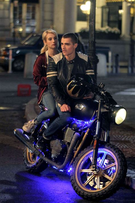 Motorrad Film Nerve by Celebrities Doing Things Hollywood Cute Couple