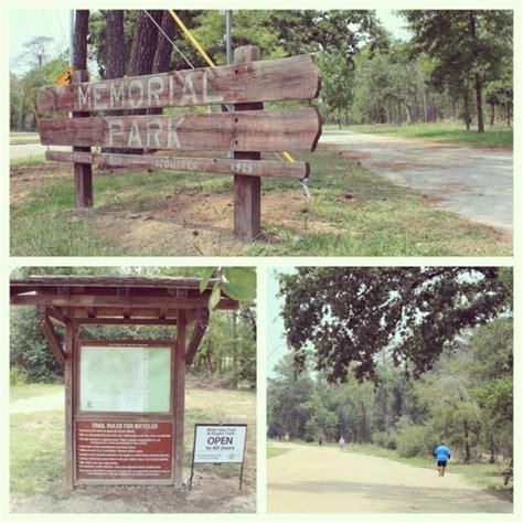 memorial park houston tx running where to go what s