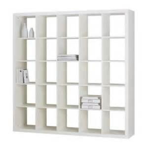 white expedit bookcase scaffali ikea per il living librerie