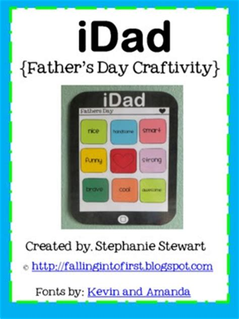 idad card template falling into flash sale idad s day craftivity