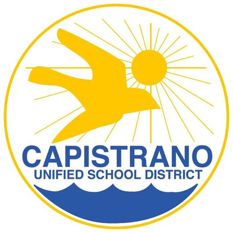 Capo Unified School District Calendar Capistrano Unified School District Capistrano Home School