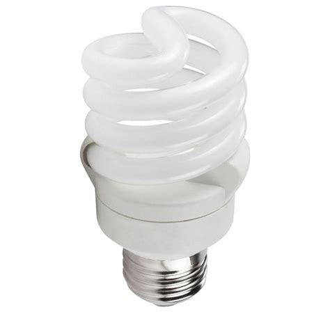 Spiral Light Bulbs by Philips 60w Equivalent Soft White T2 Spiral Cfl Light Bulb