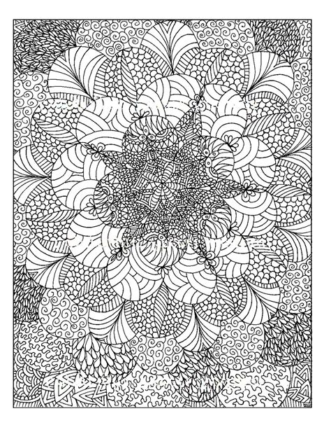 coloring page for adults colouring for adults anti stress colouring printables