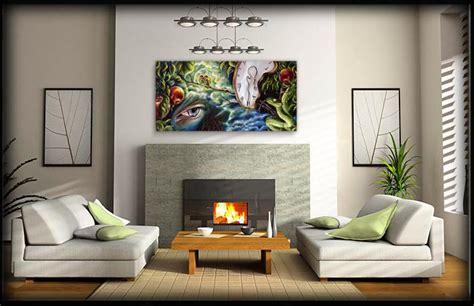 Sale Lukisanku Wooden Home Artwork Lukisan White Splendid In Picture With Framed Artwork White Frames