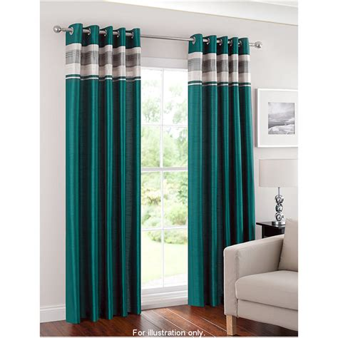 Next Striped Curtains Green Curtain by B Amp M