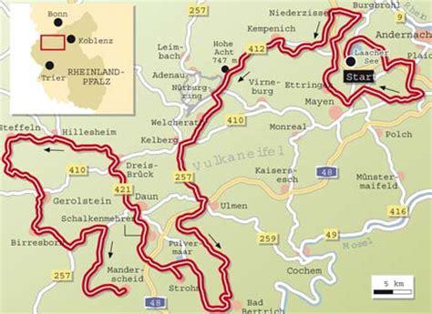 Die Motorrad Generalkarte Deutschland by Tourentipp Deutsche Vulkanstra 223 E Infos Karte Tourenfahrer