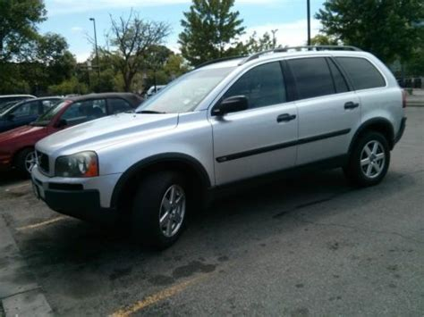 sell used volvo xc90 awd 2005 3rd row seats winter pack