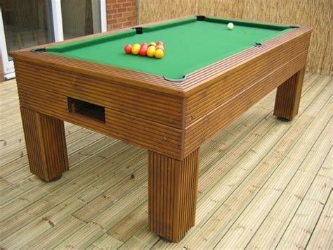 used outdoor pool table pool tables for indoor outdoor use