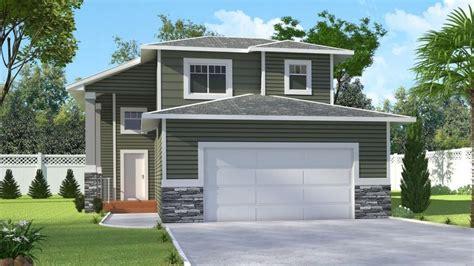 bi level house plans with attached garage bi level built homes deer