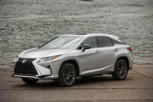 2016 lexus rx hybrid f sport drive