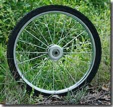 garden cart wheels and tires