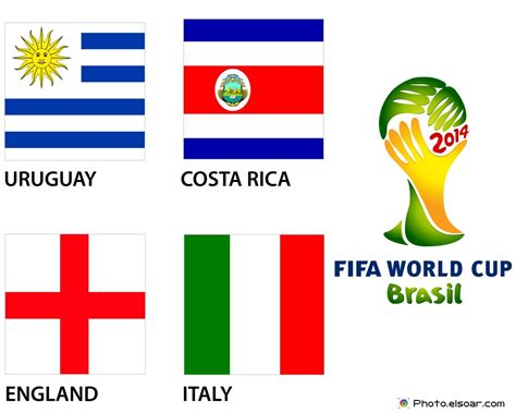 flags of the world uruguay only flags and names for 2014 world cup groups elsoar