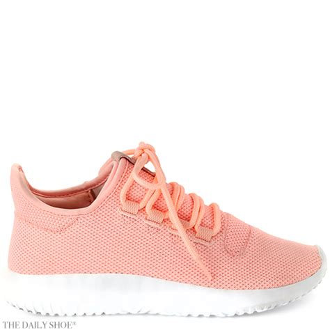 the daily shoe 174 casual friday adidas pink tubular shadow knit sneaker