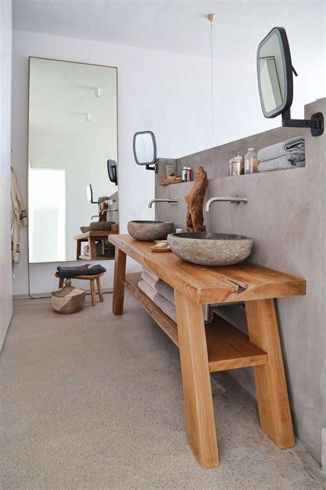 legno bagno legno in bagno idee per un restyling design