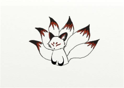 kitsune tattoo kitsune design by magik llama on deviantart