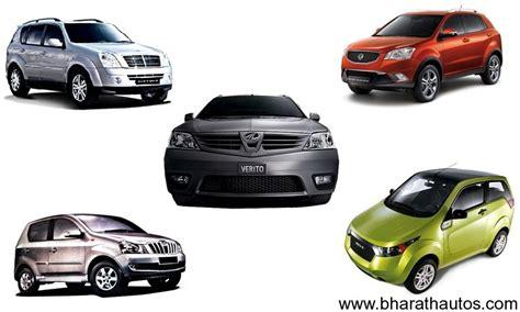 mahindra cars all models mahindra mahindra to launch 6 new models by march 2013
