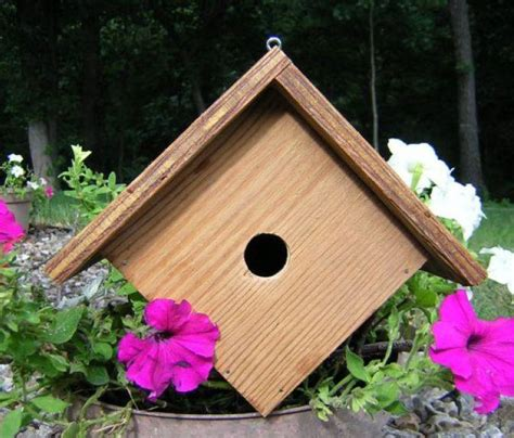 simple birdhouse plans kids pdf plans rustic birdhouse