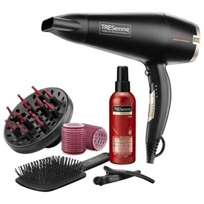 Tresemme Hair Dryer Attachments buy tresemme keratin smooth with marula 2200w hair
