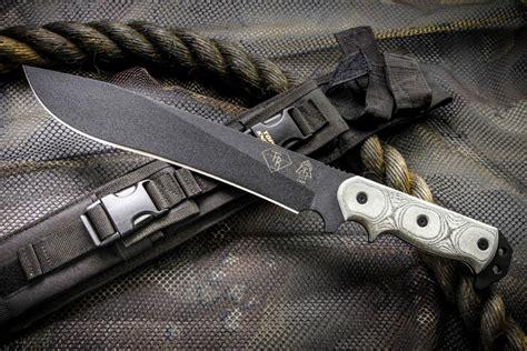 best tops knife tops armageddon bowie knife gearmoose